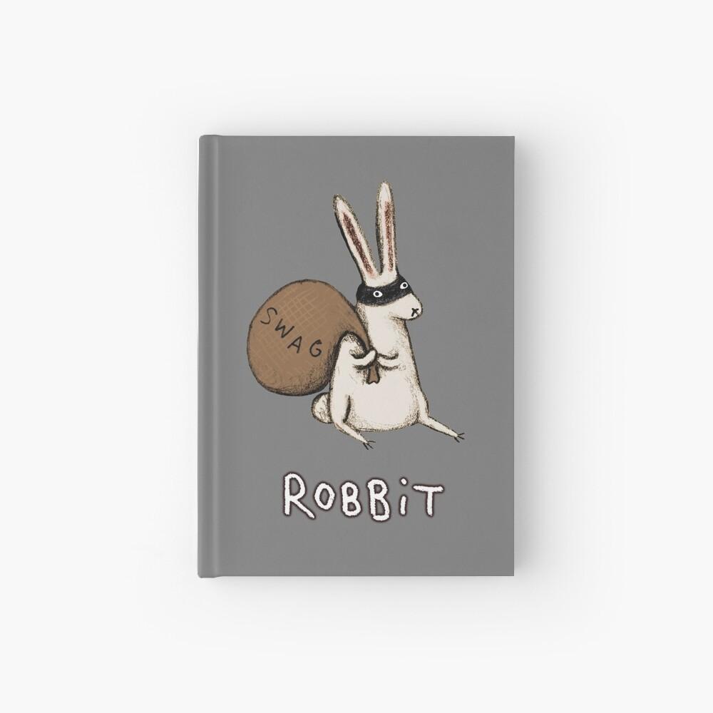 Robbit Hardcover Journal