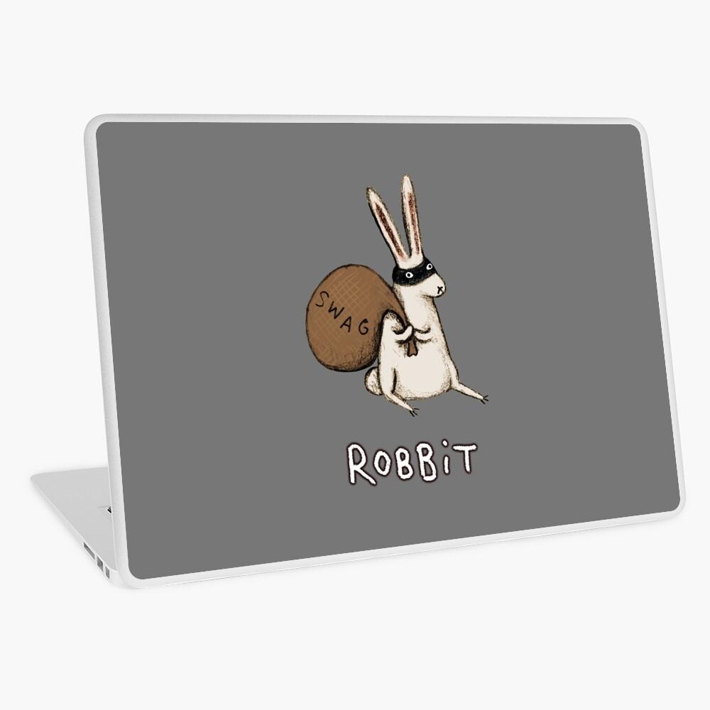Robbit Laptop Skin