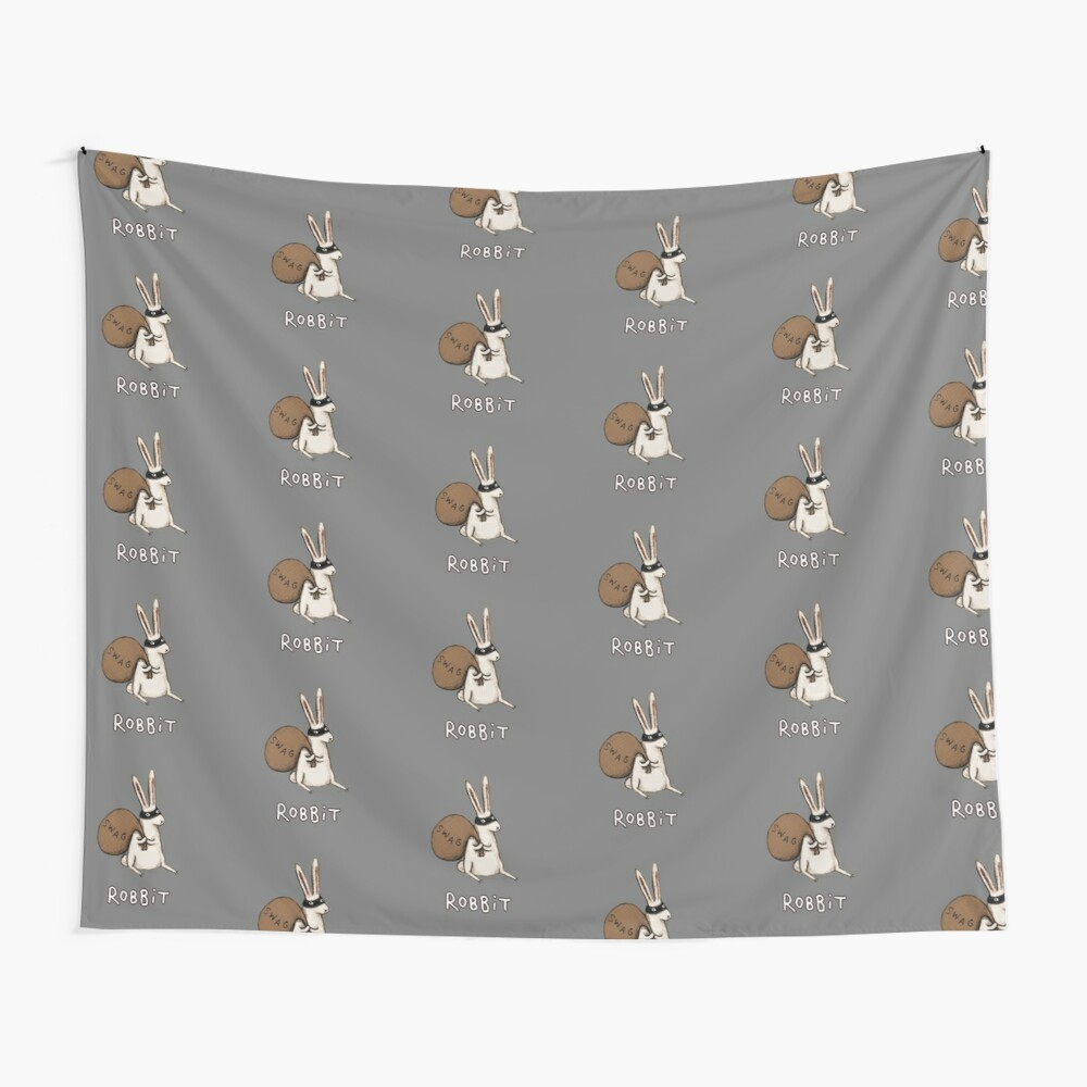Robbit Wall Tapestry