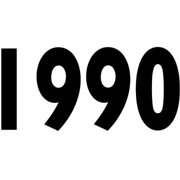 1990 Design by SimpleDees