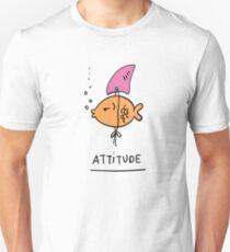 Fish Attitude T-Shirt