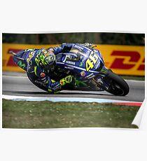 Valentino Rossi  Poster