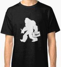 Bigfoot Beer T-Shirt Funny Novelty Cool Tee Classic T-Shirt