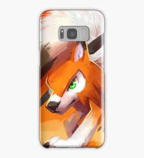 Lycanroc Dusk Samsung Galaxy Case/Skin