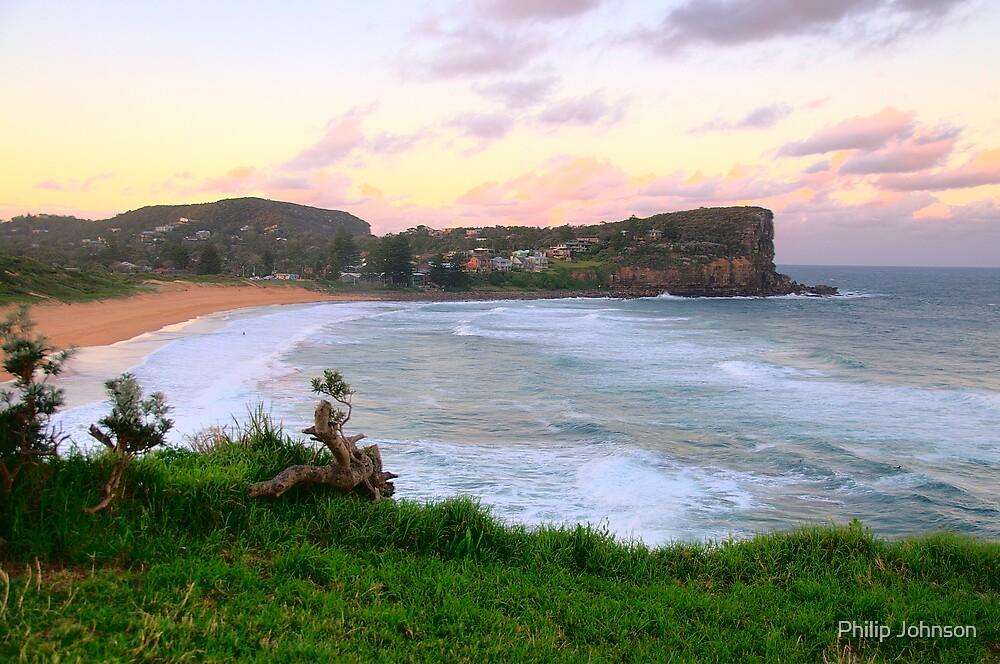 Perfect - Avalon Beach - Sydney Beaches - The HDR Series by Philip Johnson