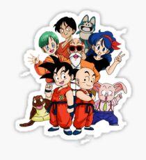 Dragonball Sticker