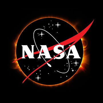 NASA Solar Eclipse by tanyaofmars
