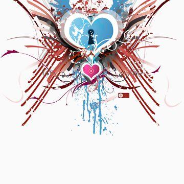 All heart by designcrusader
