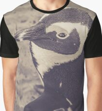 Adorable African Penguin Series 2 of 4 Graphic T-Shirt