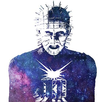 Hellraiser | Pinhead | Doug Bradley | Clive Barker | Galaxy Horror Icons by largerglasses