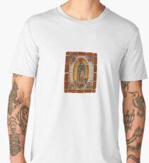 Lady of Guadalupe Men's Premium T-Shirt