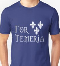 Witcher, For Temeria  T-Shirt
