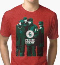 Public Enemy #1 Tri-blend T-Shirt