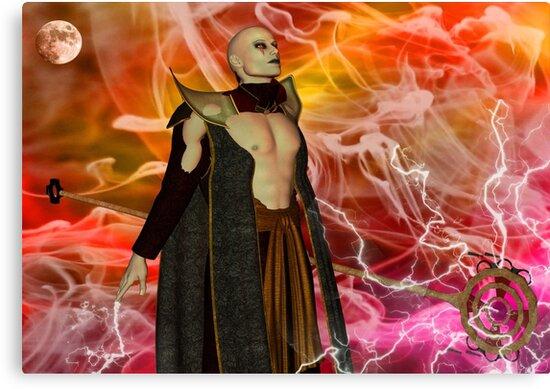 Merlin by Icarusismart