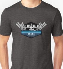 ISS - The International Space Station Unisex T-Shirt