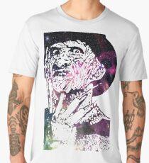 A Nightmare on Elm Street | Freddy Krueger | Robert Englund | Galaxy Horror Icons Men's Premium T-Shirt