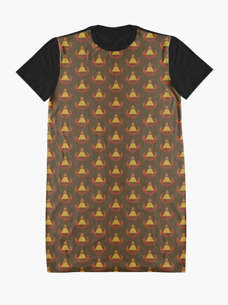 Alternate view of Desperately Seeking Susan Graphic T-Shirt Dress