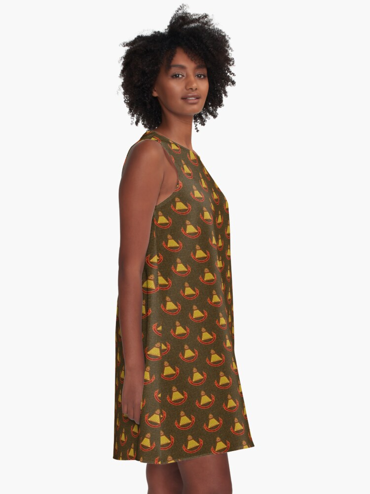 Alternate view of Desperately Seeking Susan A-Line Dress