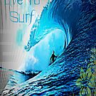 Live To Surf by Delights