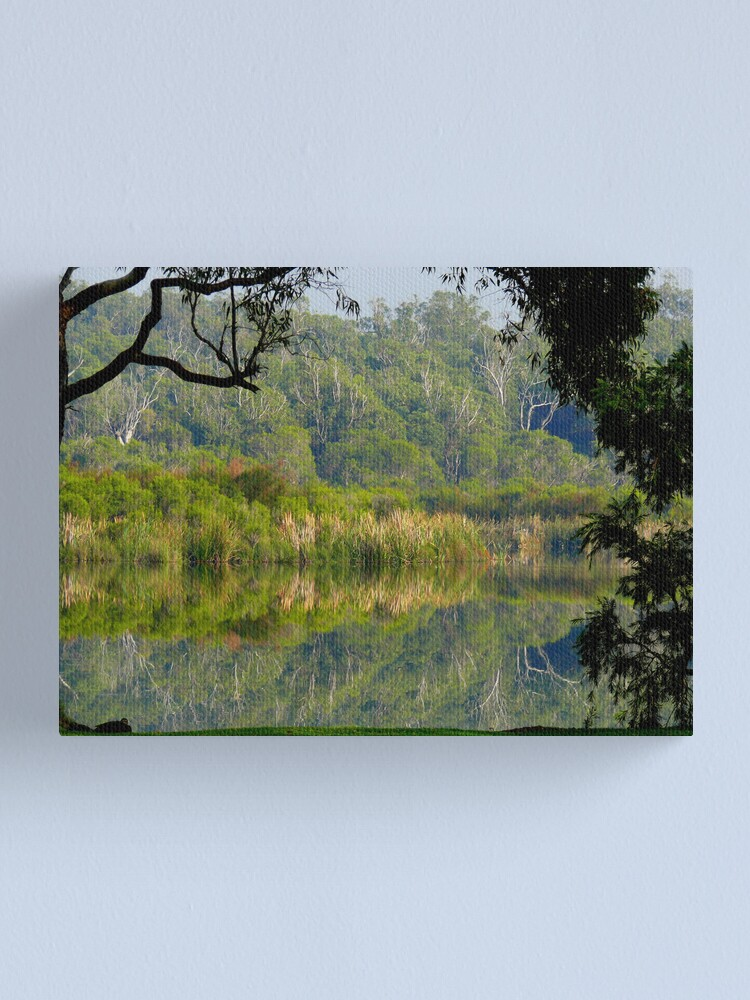 Alternate view of Nature's Window Canvas Print