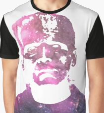Frankenstein | Boris Karloff | Galaxy Horror Icons Graphic T-Shirt