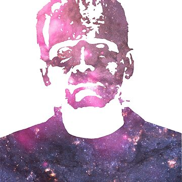 Frankenstein | Boris Karloff | Galaxy Horror Icons by largerglasses