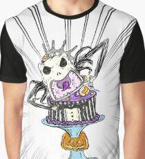 Pumpkin King Cake Graphic T-Shirt