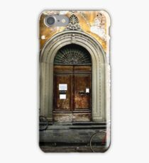 Lucca Street iPhone Case/Skin