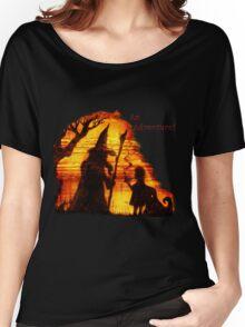 An Adventure?  Women's Relaxed Fit T-Shirt