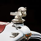 Stutz Hood Ornament by dlhedberg