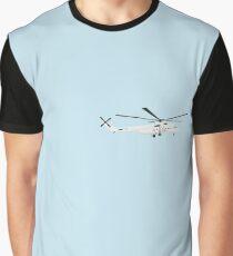 Soviet helicopter Mi-6 Graphic T-Shirt