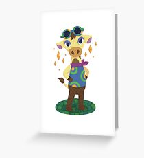 Gracie Grace Greeting Card