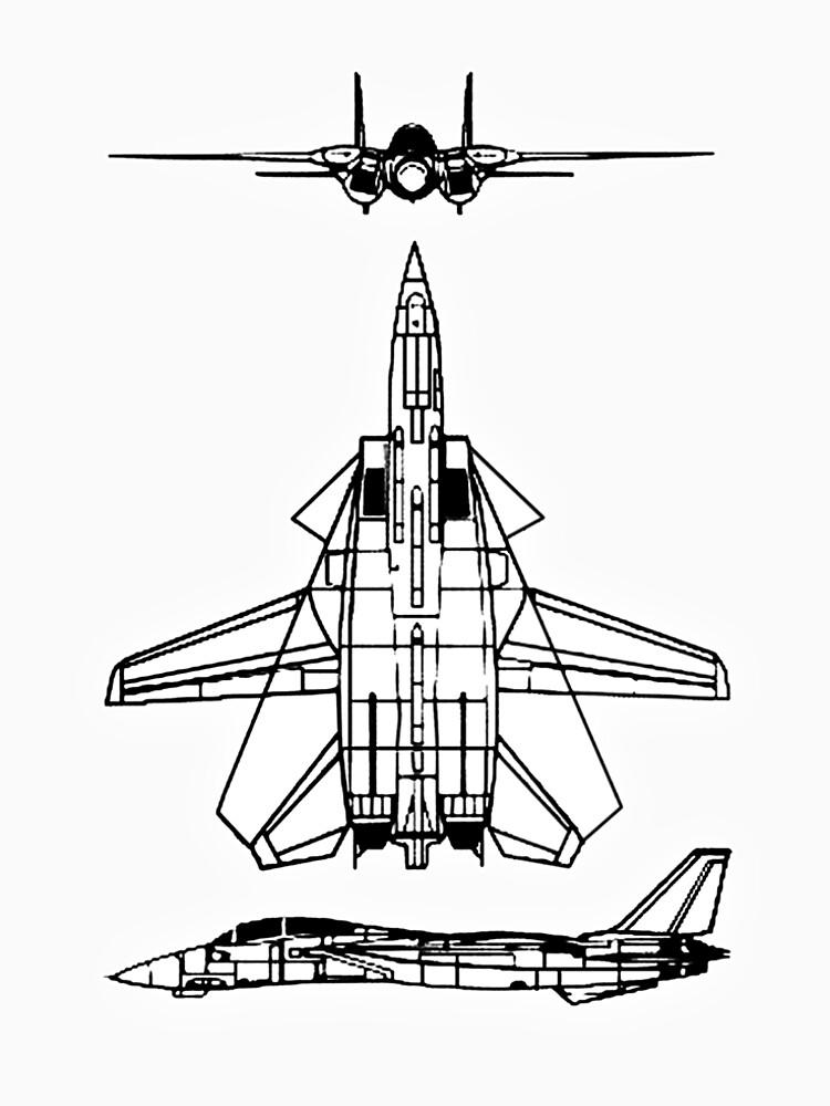Jet Fighter Aircraft America American Grumman F 14 Tomcat