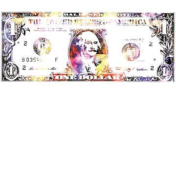 Dollar Cash Money colors by woweffect