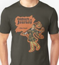 The Fool V2 - Classic Tarot Collection T-Shirt
