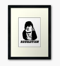 Che Iorveth - Viva la Scoia'tel Revolution! Framed Print