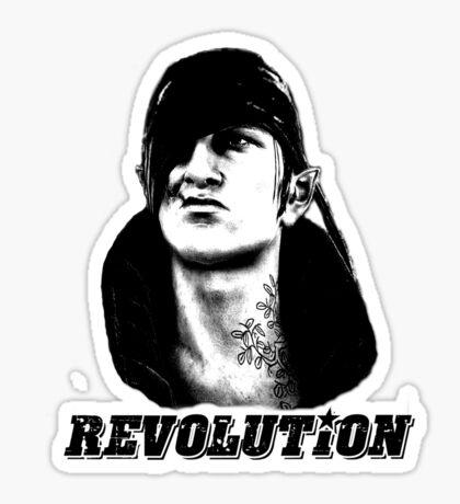 Che Iorveth - Viva la Scoia'tel Revolution! Sticker