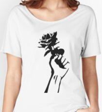 Revolution Flower Women's Relaxed Fit T-Shirt