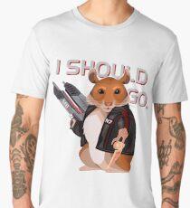 Space Hamster Mass Effect Men's Premium T-Shirt