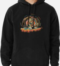 The Geometry of Sunrise Pullover Hoodie