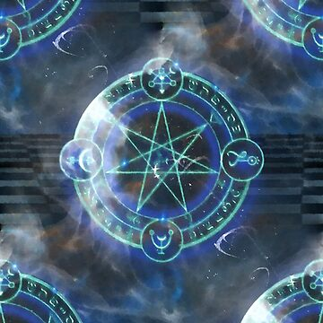 Magic Astrology by stofftoy