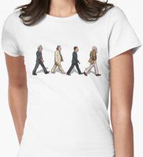 Four Horsemen 2012 Women's Fitted T-Shirt