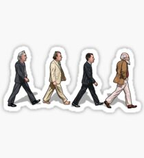 Four Horsemen 2012 Sticker
