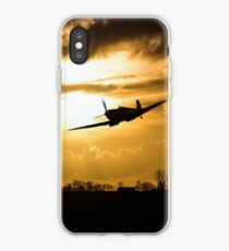 Spitfire lines  iPhone Case