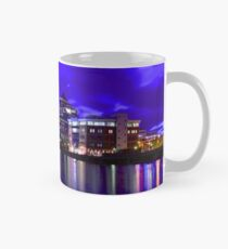 Harbour City at Night Mug