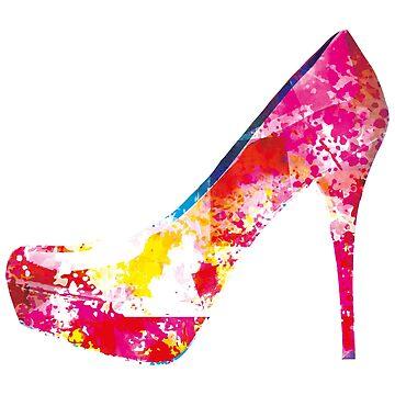 stiletto shoe high heel by woweffect