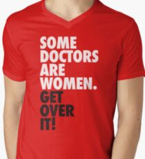Doctor Who - Some Doctors Are Women (Jodie Whittaker) T-Shirt
