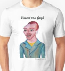Vincent van Gogh portrait T-Shirt
