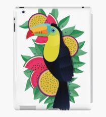 Tropischer Tukan iPad-Hülle & Klebefolie