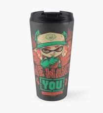 We Want You! Travel Mug